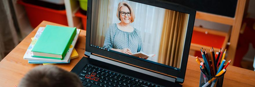 La plateforme numérique des enseignants